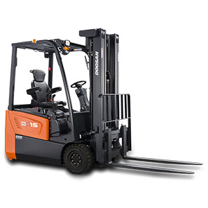 Electric forklift for sale and montacargas.