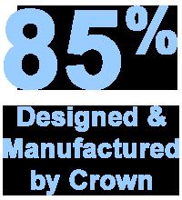 Crown forklift crown electric pallet jack
