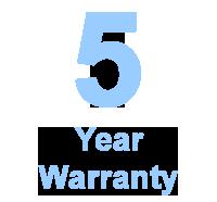 Doosan forklift dealer 5 year warranty